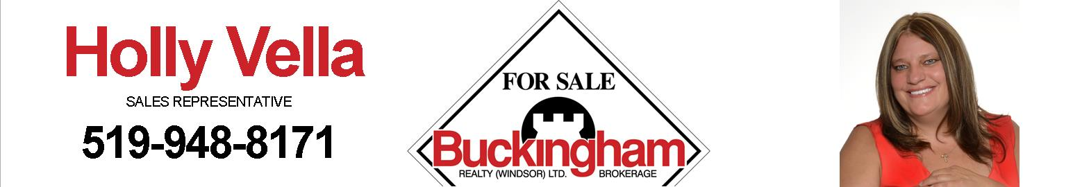 Holly Vella, Buckingham Realty
